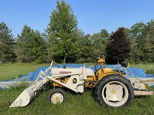 International Lo Boy Cub  Tractor