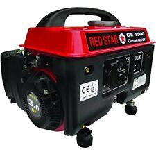 Gruppi elettrogeni e generatori rossi Mosa per la casa