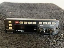 Motorola Astro Spectra Remote Radio Rotary Control Head 1580293l03