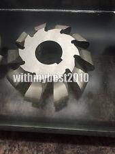 HSS Roller Chain Sprocket Gear Cutter 15.875×10.16 Cutting Range 35teeth More 5#