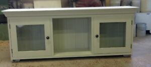 Painted Kitchen Triple Wall Unit