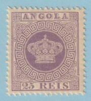 ANGOLA 12  MINT NEVER HINGED OG ** NO FAULTS EXTRA FINE!