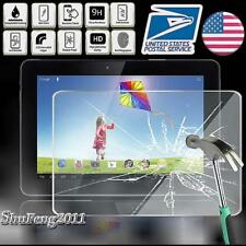 "Tempered Glass Screen Protector For Hannspree HANNSpad SN1AT71B 10.1"" Tablet"