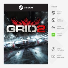 GRID 2 (PC / MAC) - Steam Key [GLOBAL, MULTI-LANG, INSTANT]