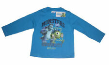 Monster Long Sleeve T-Shirts & Tops (2-16 Years) for Boys