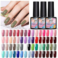 MAD DOLL Soak Off UV Gel Nail Polish Gel Color Decors Top Base Coat Varnish