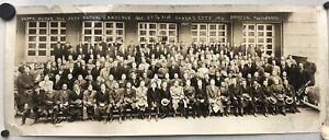 Antique 1940 Kappa Alpha PSI Photo 30th Annual Conclave Kansas City Missouri