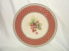 """FITZ and FLOYD Classic Choices Sonoma PORTRAIT Salad Plate 9 1/4"""""""