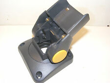 """NEW """"BARE"""" HUMMINBIRD MS2-Y W/""""BRASS INSERTS"""" YELLOW MOUNT BASE WIDE SERIES MS-M"""