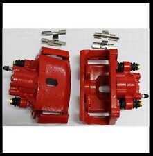 2x hintere RED POWDERCOATED Bremssattel Bremssättel Dodge Ram 1500 4WD Bj:04-18
