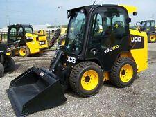 JCB Robot 190 190HF 1110 1110TH Skid Steer Loader Service Repair Manual