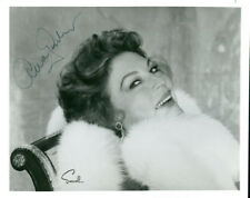 Ava Gardner (Vintage) signed photo COA