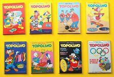 STOCK  LOTTO  OFFERTA 10 TOPOLINI A SCELTA  NUOVI  D'EPOCA - VINTAGE 1973/79