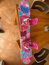 Burton chicklet pack fille girl fix + board