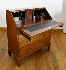 Antique Georgian bureau writing desk
