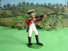 British 1751-1815 Painted Plastic 1:32 Scale Toy Soldiers
