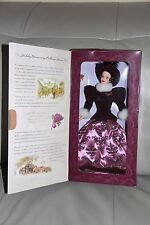 Special Edition Hallmark Barbie Doll Holiday Tradition Collector Series