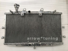 Aluminum Racing Radiator For Triumph Rocket 3 2008