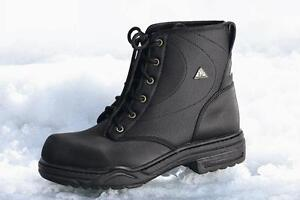 Mountain Horse Rimfrost Paddock Boots - Black RRP £75