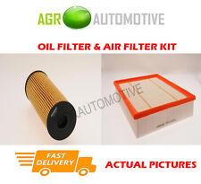 PETROL SERVICE KIT OIL AIR FILTER FOR MERCEDES SPRINTER 214 2.3 143BHP 1995-00
