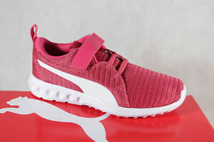 Puma Sport Shoes Running Shoes Loafers Casual Shoes Trainers Fuchsia New