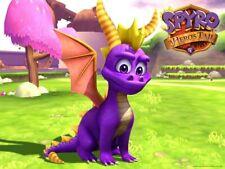 Sony Playstation 2 Spyro A Hero's Tail ps2 selten Spaß Spiel für alter 3 Plus