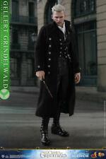 """Gellert Grindelwald Johnny Depp Fantastic Beasts 12"""" Figur MMS513 Hot Toys"""