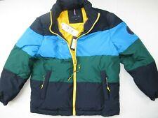 Men TOMMY HILFIGER Essential Colorblock Puffer Jacket...