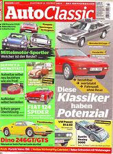 Auto Classic 3/17 Porsche 914/924/Healey 3000/Dino 246/Fiat Spider/Lotus /2017