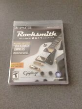Rocksmith 2014 PS3 Game Only - No Cable  NEW
