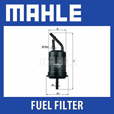Mahle Fuel Filter KL488 - Fits Kia Rio - Genuine Part