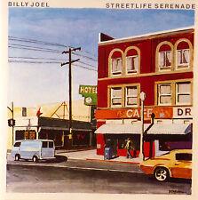 CD - Billy Joel - Streetlife Serenade - #A1228