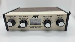 MFJ-941C  Antenna Tuner with Power and SWR Meter 1.8-30 MHZ 30/300 Watt