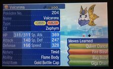 Pokemon Sun Moon Custom Shiny Volcarona 6IV Guide with a Gold Bottle Cap