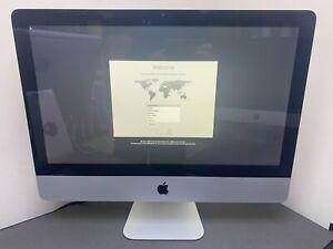 "Apple iMac 21.5"" A1311 Intel Core i5 2.5GHz 4GB 500GB HD SIERRA 2011 REFURBISHED"