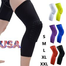 Kneepad HoneyComb Knee Pads Leg Compression Sleeve Protective Pad Support Guard
