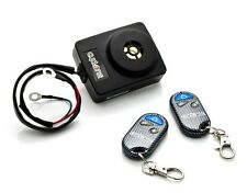 6 Volt Alarm  Cyclone EASY FIT  Only  Two Wires Bike Scooter Motorcycle Alarms