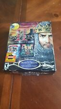 Age of Empires II: Gold Edition (PC, 2010) New Free Shipping