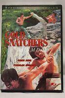 gold snatchers chen sing ntsc import dvd English subtitle