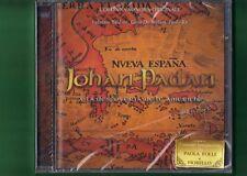 JOHAN PADAN A LA DESCOVERTA DE LE AMERICHE OST COLONNA SONORA CD NUOVO SIGILLATO