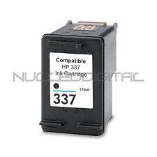 HP 337 compatible negro xl para usar hp deskjet d4163 d4168 photosmart 2575 8000