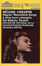 REGINE CRESPIN tape Wagner Wesendonk Songs