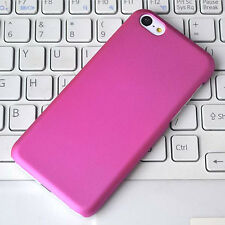 For iphone 5C Snap On Rubberized Hard case back cover