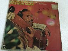GHULAM MUSTAFA KHAN VOCAL RAGA SARASWATI NAYAK KANHRA KHAYAL LP CLASSICAL '75 EX
