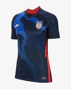 2020 USA WOMENS Blue 4 Star Soccer Jersey, Olympics