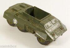 COMBAT CAR M20 véhicule militaire SOLIDO suspension m-20 tank blindé military