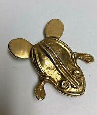 ALVA MUSEUM Frog Pin