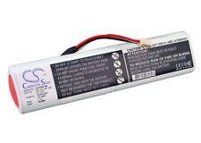 7.2 v batería para Fluke Scopemeter 196c, analizadores 433, analizadores 434, analizadores
