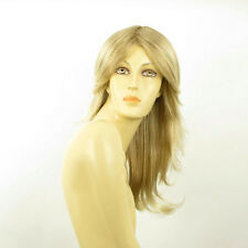 length wig for women blond clear very light blond wick ref: ZOE 15t613 PERUK