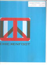 "CHICKENFOOT ""III""  LP blue VINYL sealed"